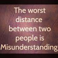 misunderstanding 2